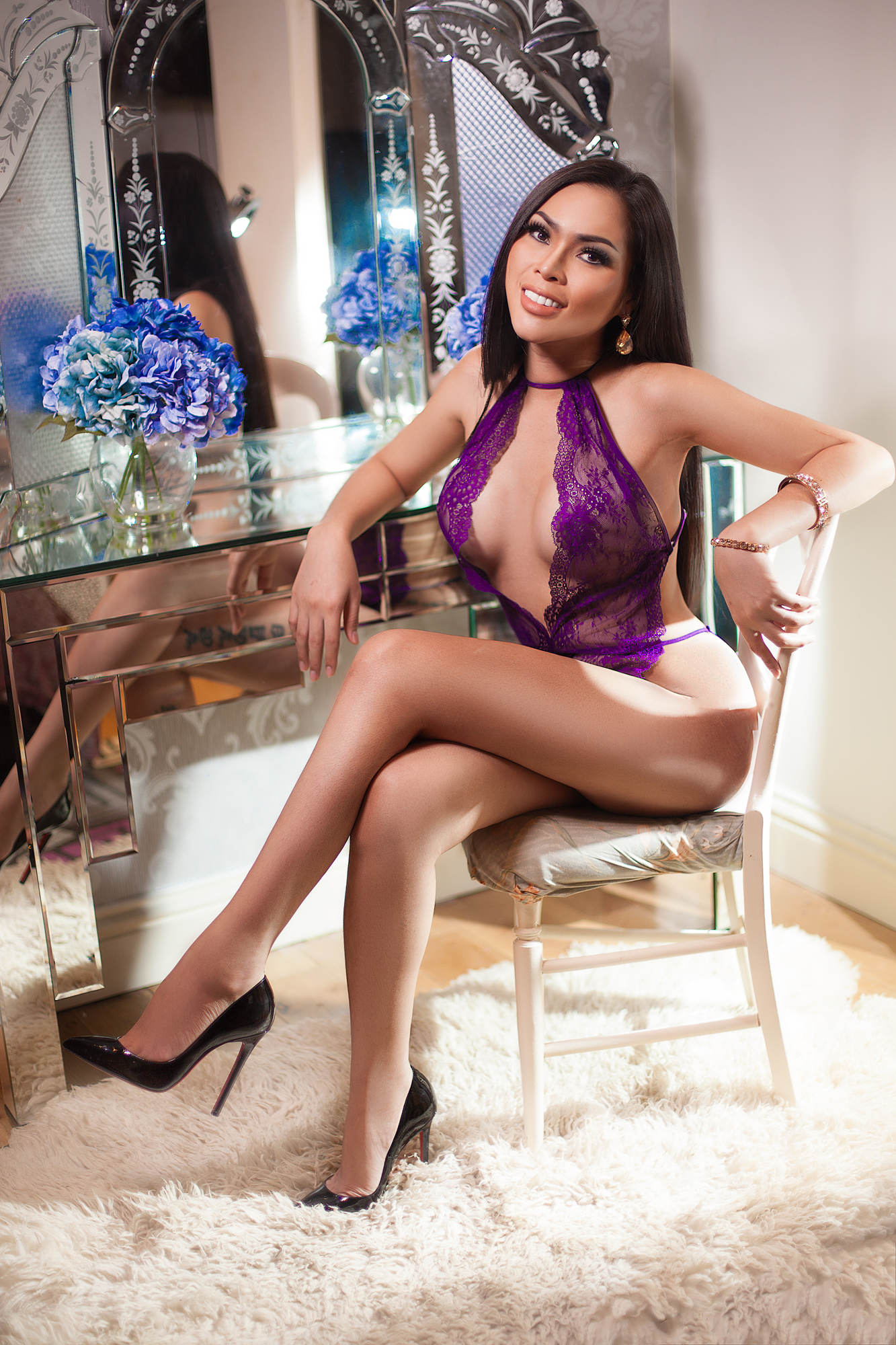 Busty and Blonde London Escorts